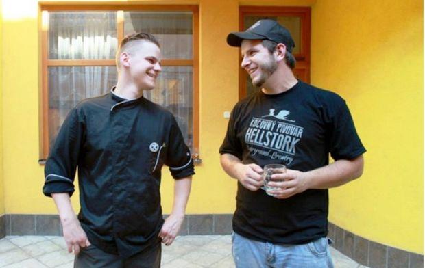 Zakladateľmi Hellstorku sú Daniel Obcovič a Peter Holčík. Snímka: Facebook