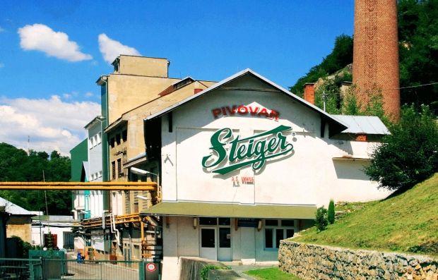 Steiger Pivovar
