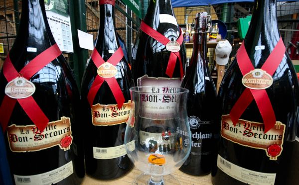 1. Vieille-Bon-Secours-Ale-Most-Expensive-Beer-at-1000-a-Bottle