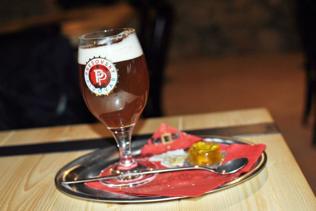 Prešovský pivovar, teplé pivo, pivo s medom