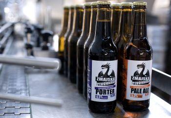 Zagreb, 24.09.2014 - Mala tvornica piva, mala manufaktura u kojoj se proizvodi pivo