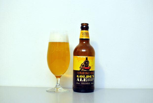 Cambridgeshir Golden Ale