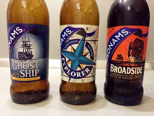 Adnams Brewery - článok