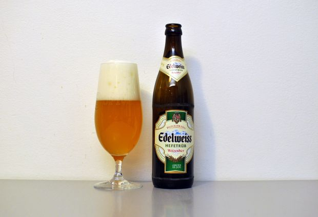 Edelweiss Hefetrub Weizenbier