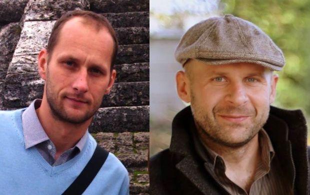 Podnik zakladali Juraj Kállay (na snímke vľavo) a jeho majiteľ Martin Basila (na snímke vpravo)
