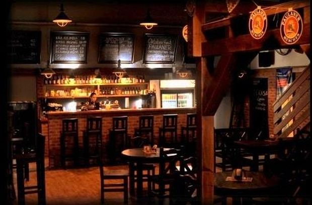 Sokolovna pub 1