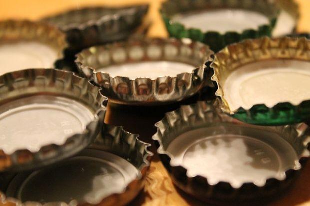 Vrchnáky z piva
