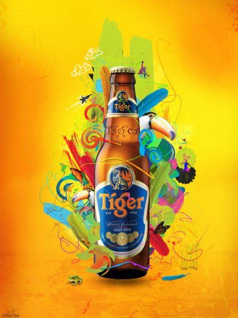 08. Tiger Beer Energy