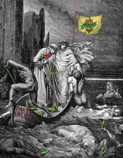 20. Dantes Beer