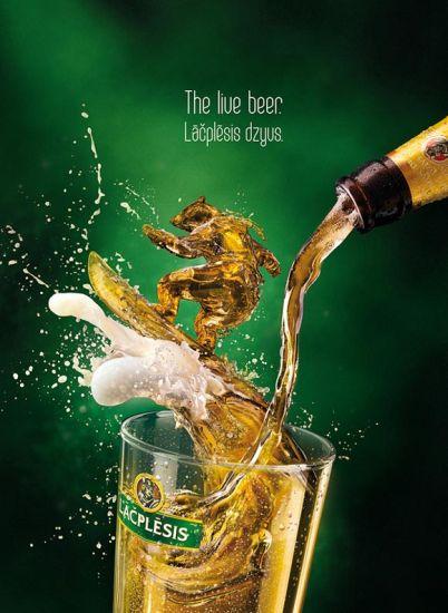 27. Lacplesis Dzivs beer