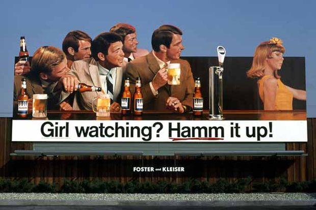 Girl Watching