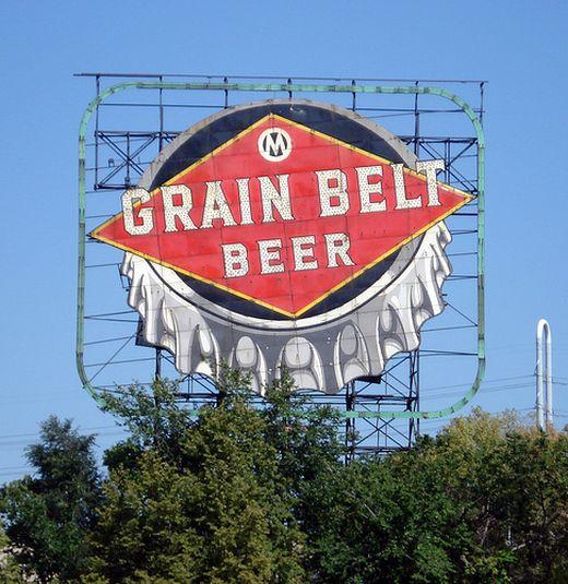 Grain Belt Beeer