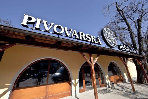 Bratislavsky Meštiansky pivovar Dunajská