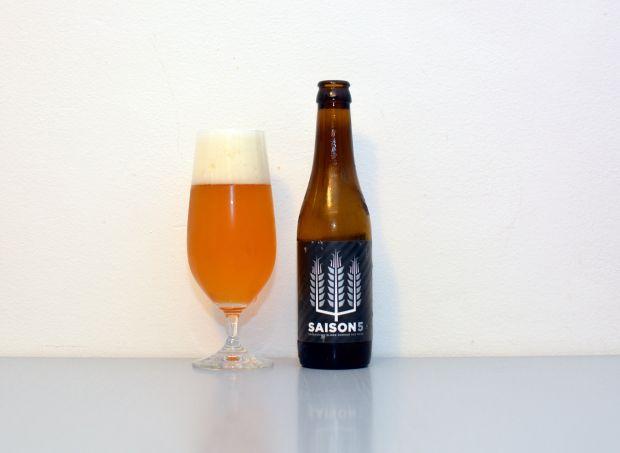 Brouwerij Maximus Saison 5