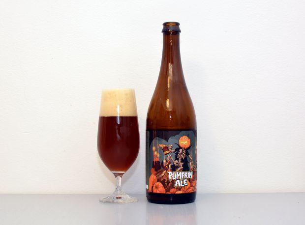 Hellstork Pumpkin Ale