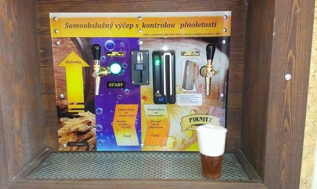 Pivný automat 3