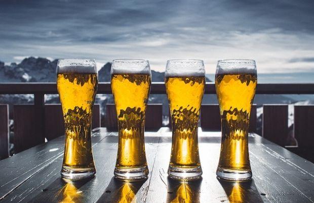 Ilustračná snímka Pivo