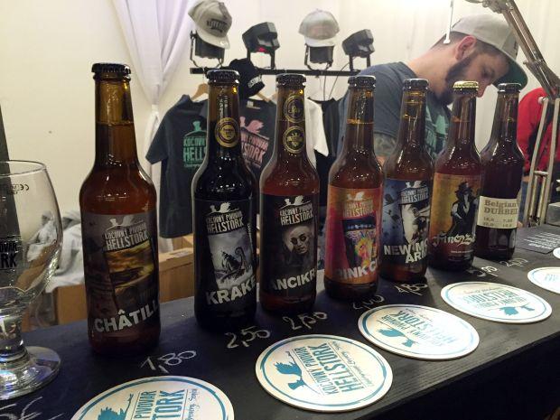 Pivobrana Beer fest Hudak