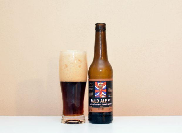 Lanius Mild Ale 9