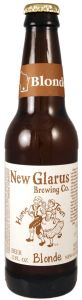 09. New Glarus Home Town Blonde