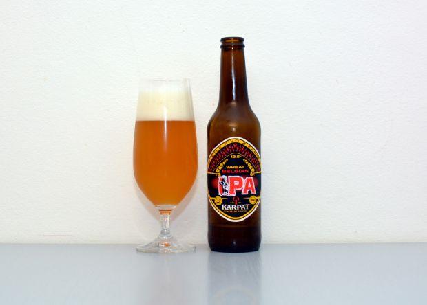 Karpat Wheat Belgian IPA