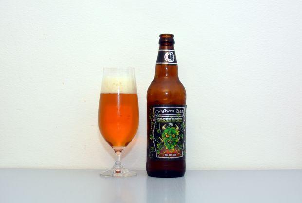 Oakham Ales - Green Devil IPA