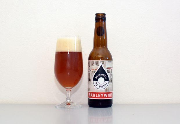 Brouwerij de Prael Prael Barleywine