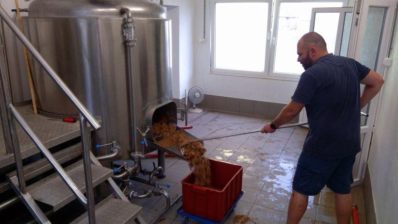 Rye Island, Veľký Meder, pivovar, nový pivovar