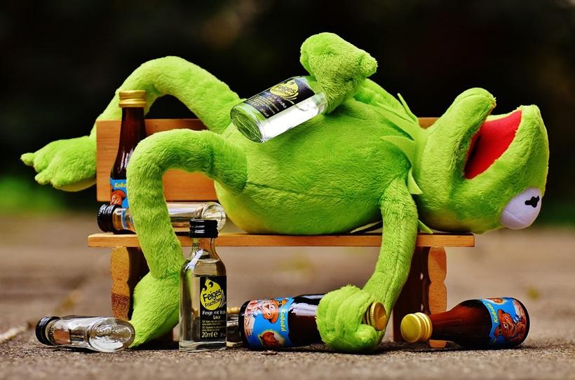 alkoholik, Pixabay, koľko pív