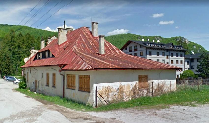 Rajecké Teplice, Lesná ulica, pivné kúpele