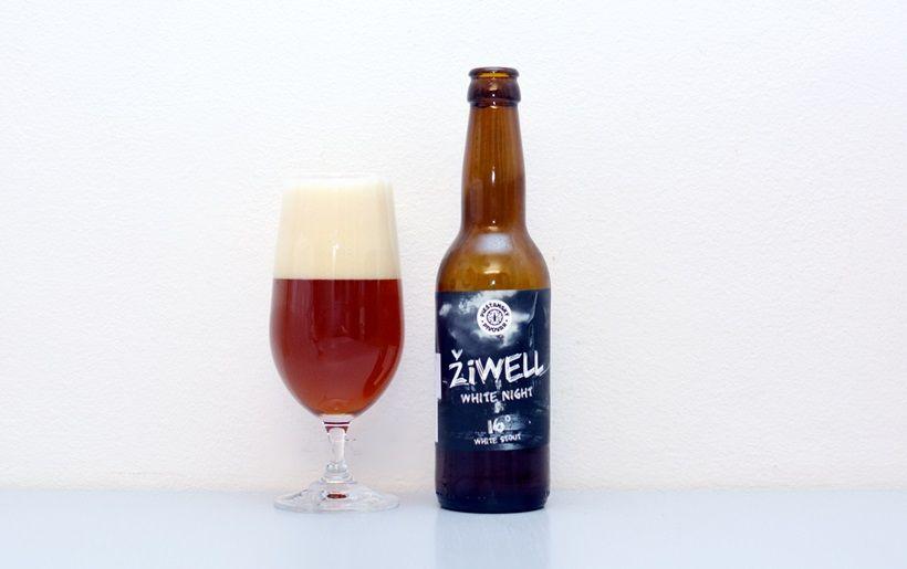 White Stout, Stout, White Night, ŽiWell