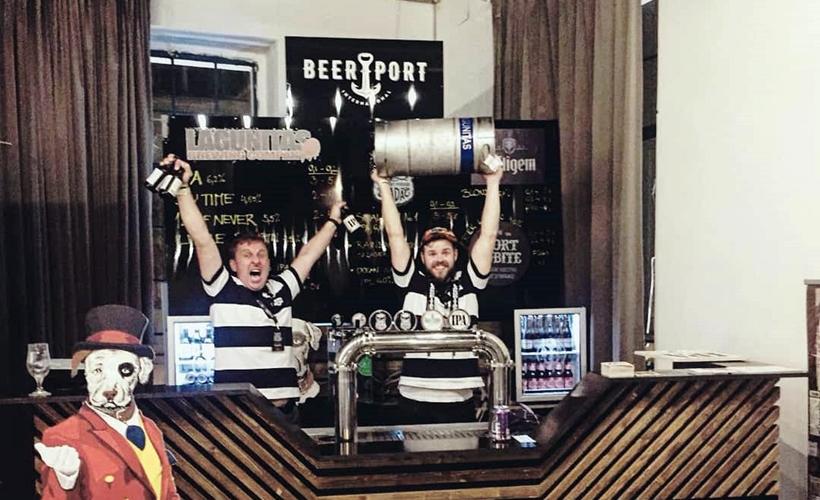 Bradáč, Beerport, Heineken, Salón piva