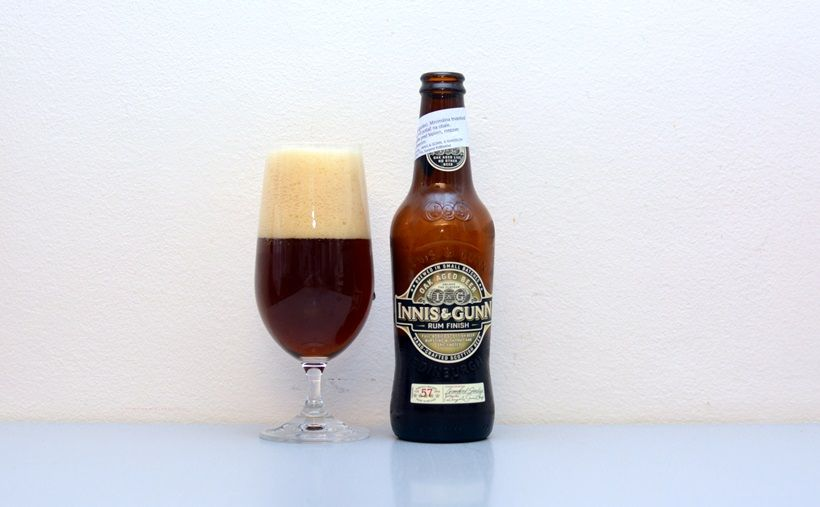 Innis & Gunn, Rum, English Strong Ale