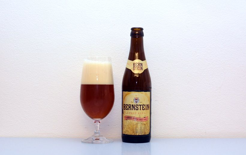 Bergbräu, nemecké pivo, Pale Ale