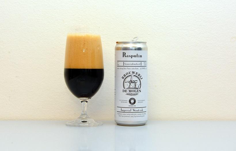 Rasputin, De Molen, Stout, Imperial Stout
