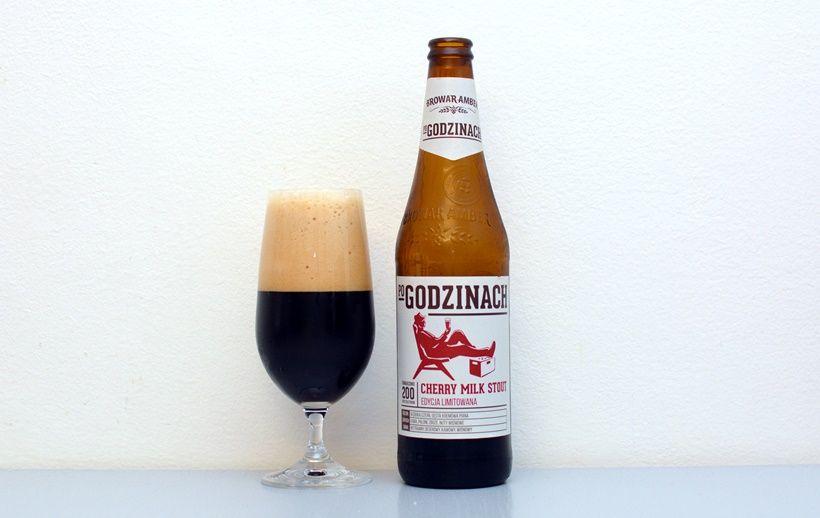 BrowarAmber, Stout, Sweet Stout, poľské pivo, Po Godzinach