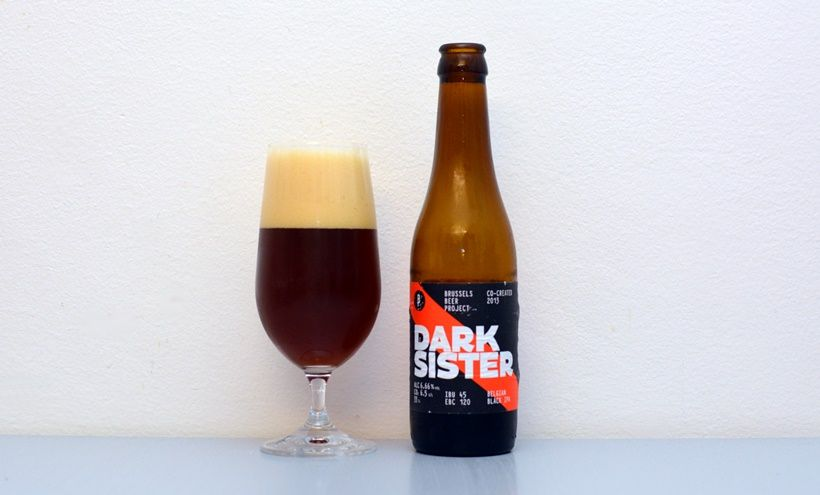 Dark Sister, Black IPA, IPA, Brussels Beer Project