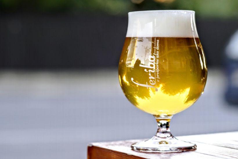 Feriba, podnik, pivo