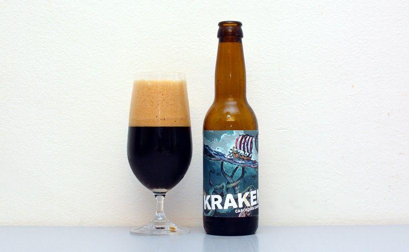 Hellstork, Kraken, Balck IPA, IPA