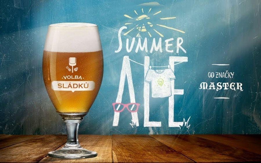 Voľba sládkov, Summer ale, Plzeňský Prazdroj