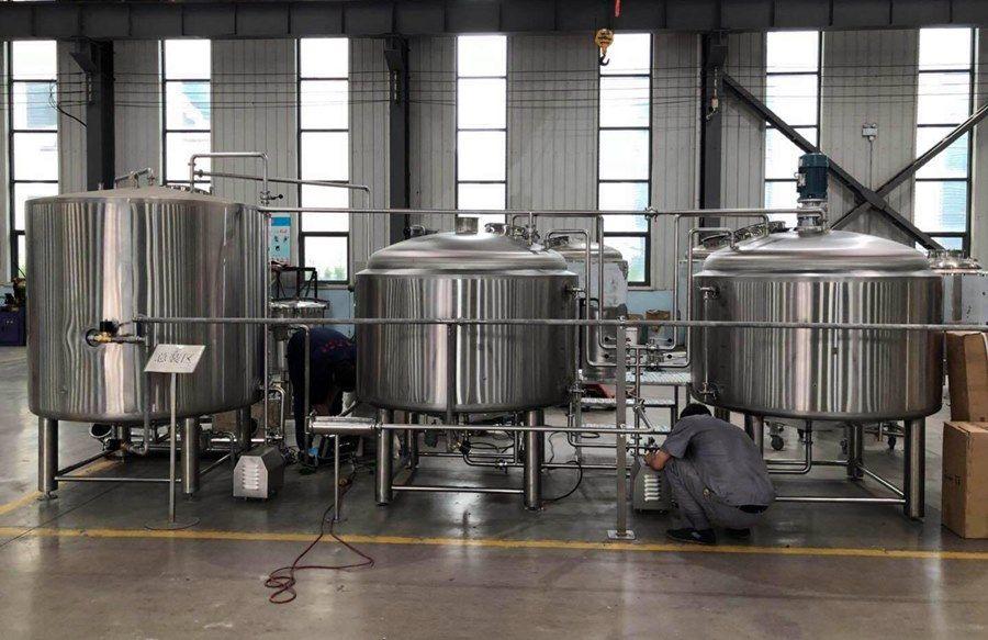 Liptovské Revúce, pivovar, technológia