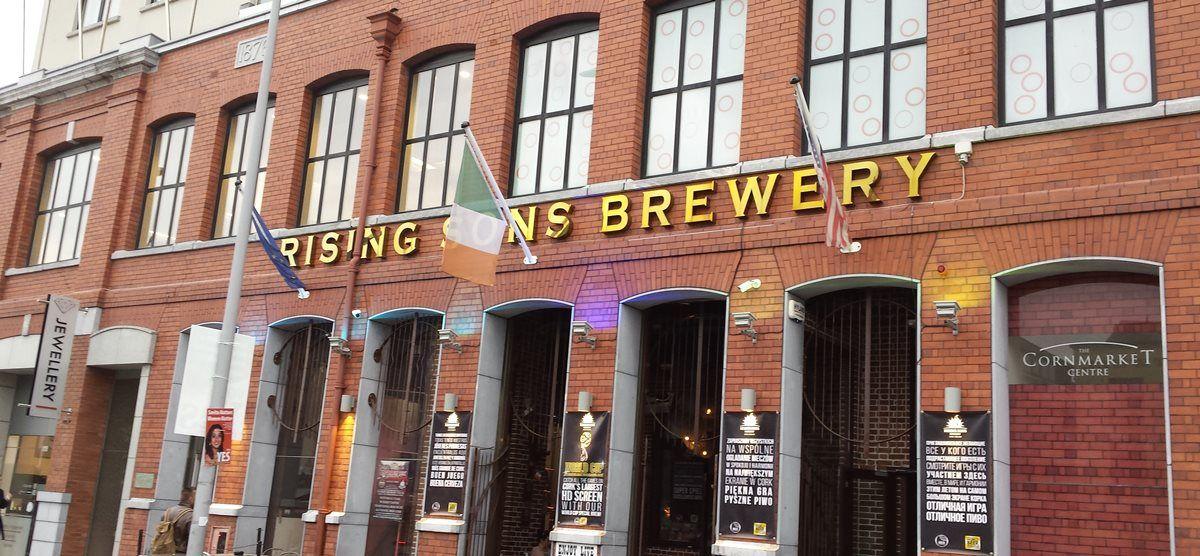 Rising Sons Brewery, Cork, Írsko