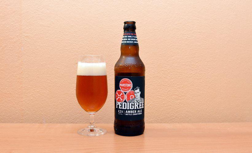 anglické pivo, Marston's Brewery, Pedigree