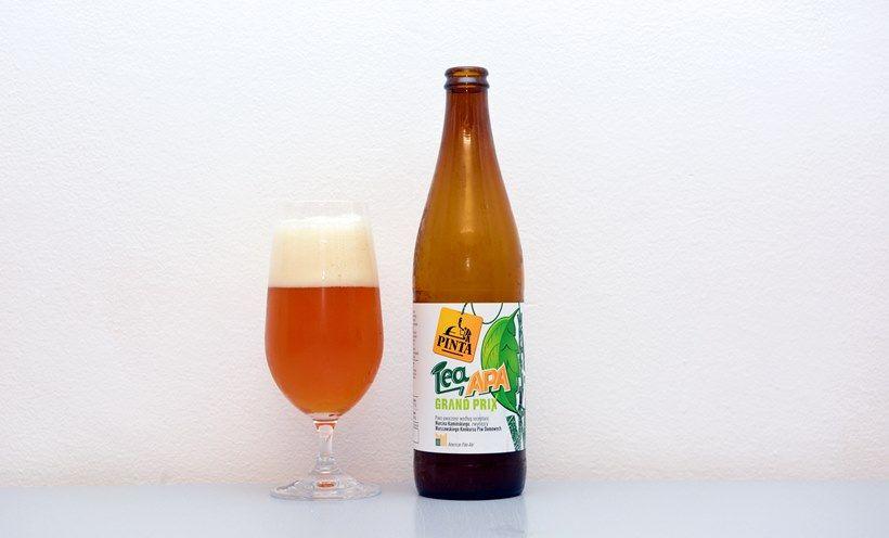 Pinta, Tea APA, poľské pivo