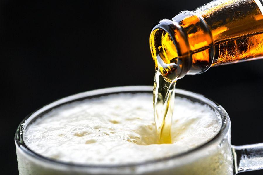 Nalievanie piva