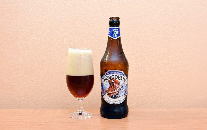 Hobgoblin, anglické pivo, Wychwood Brewery