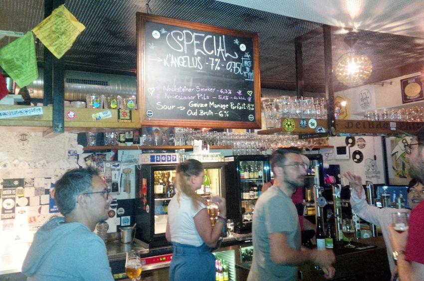 Salzburg, Alchimiste Belge, pivo, pivný podnik
