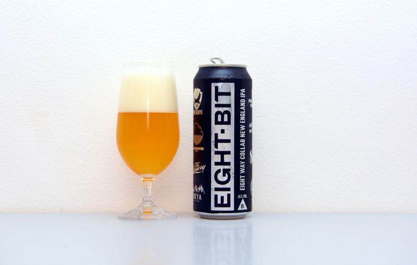 NEIPA, New England IPA, BrewDog, Eight Bit