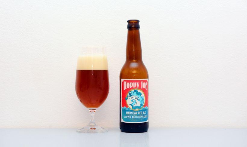 Lervig, Aktiebryggeri, Red Ale, nórske pivo