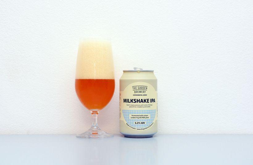 IPA, The Garden Brewery, Milkshake IPA